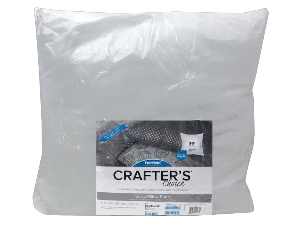 Fairfield Pillow Form Crafters Choice 30 in. x 30 in.