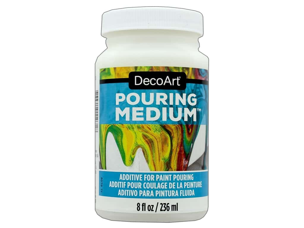 DecoArt Pouring Medium 8 oz.
