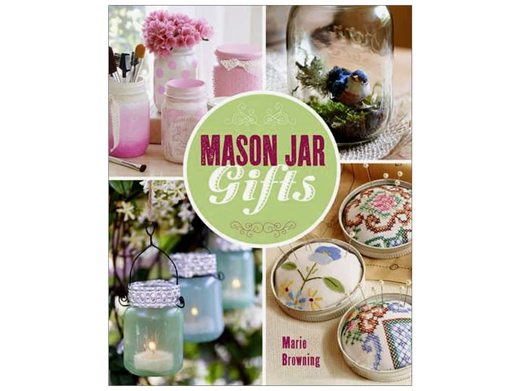 Mason Jar Gifts Book