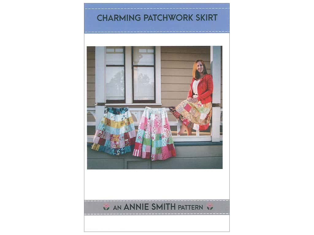 Annie Smith Charming Patchwork Skirt Pattern