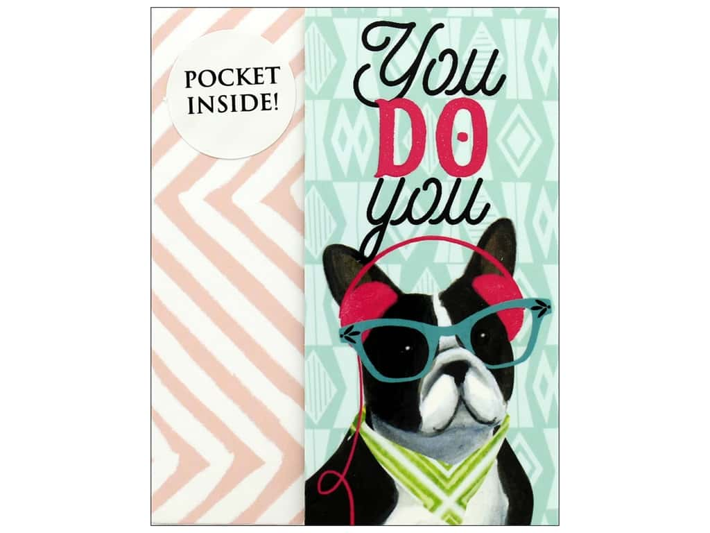 Molly & Rex Note Mini Portfolio Pocket Pad You Do You