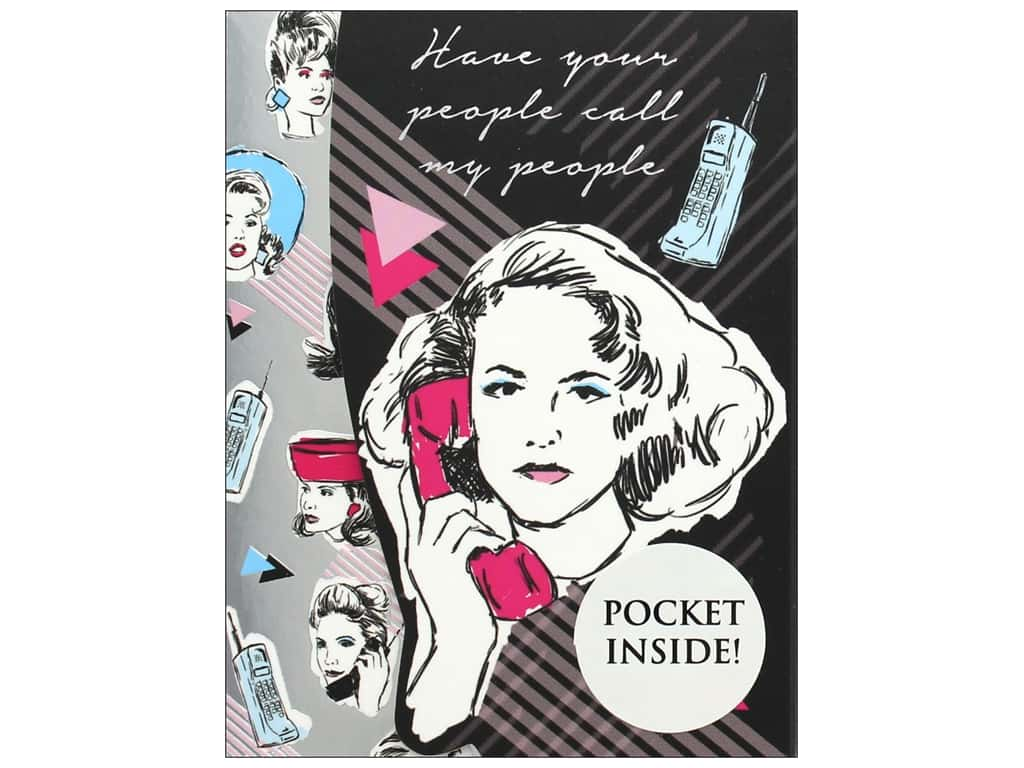 Molly & Rex Note Mini Portfolio Pocket Pad Your People
