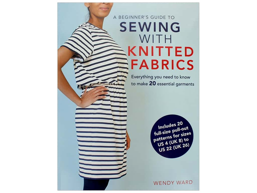 Cico Sewing with Knitted Fabrics Book