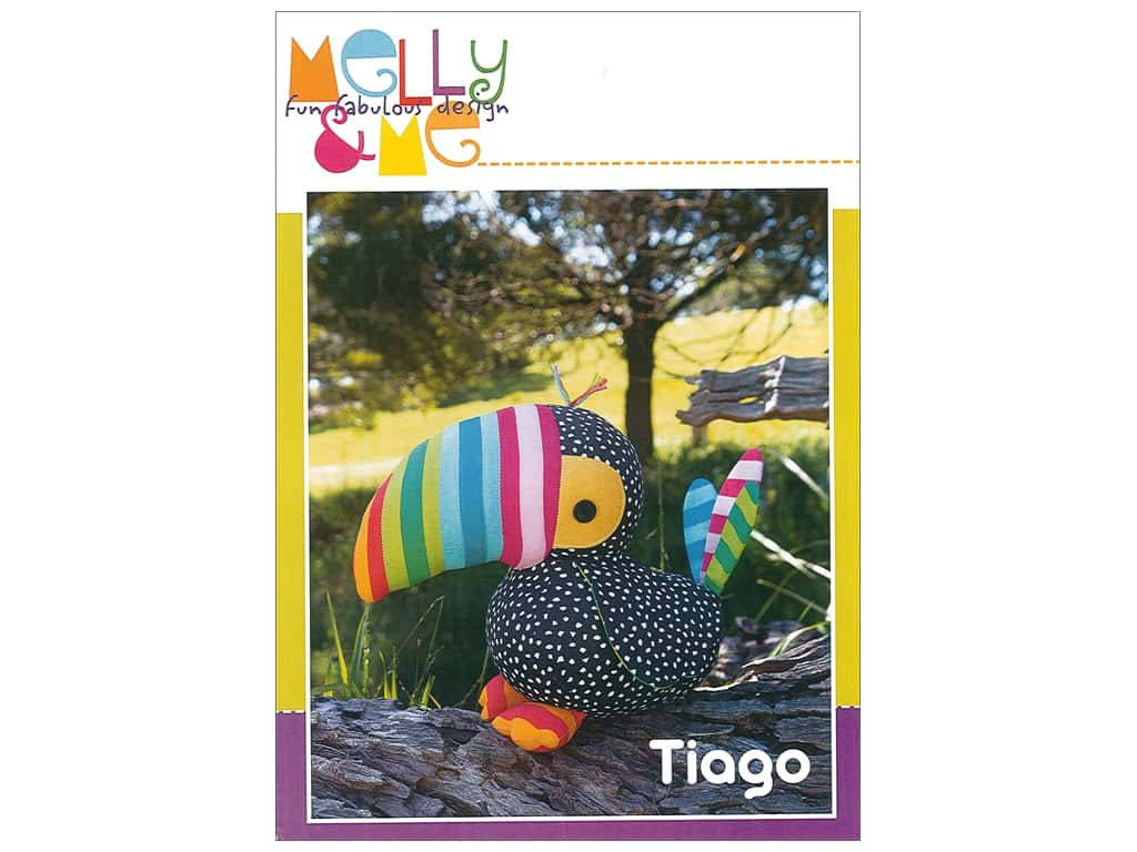 Melly and Me Tiago Pattern