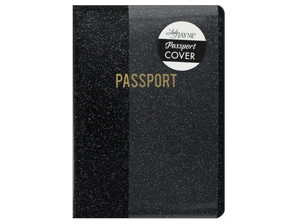 Lady Jayne Passport Cover Passport