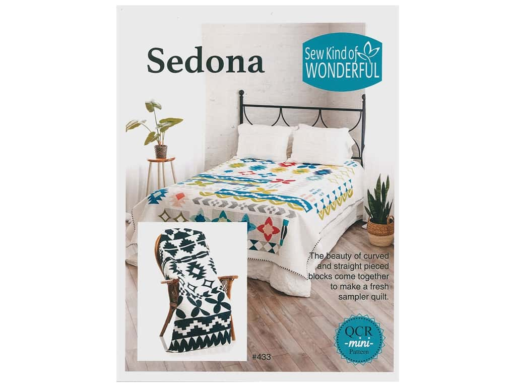 Sew Kind Of Wonderful QCR Mini Sedona Pattern