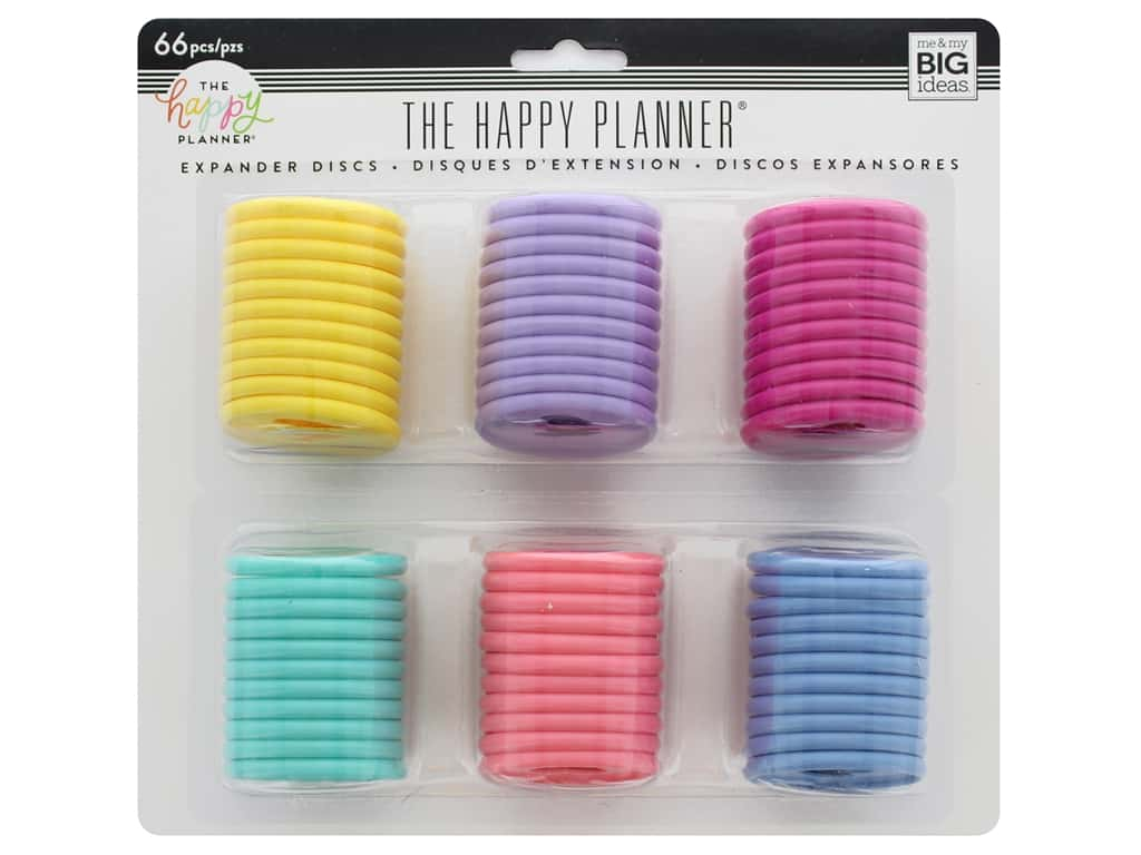 Me&My Big Ideas Happy Planner Disc Expander Value Pack