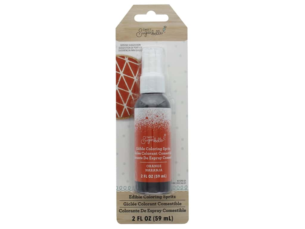 American Crafts Sweet Sugarbelle Spray Mist 2 oz. Orange
