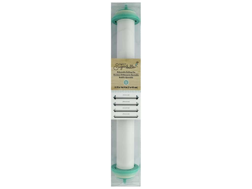 American Crafts Collection Sweet Sugarbelle Adjustable Rolling Pin