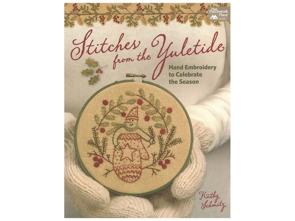 That Patchwork Place Stitches From The Yuletide Book