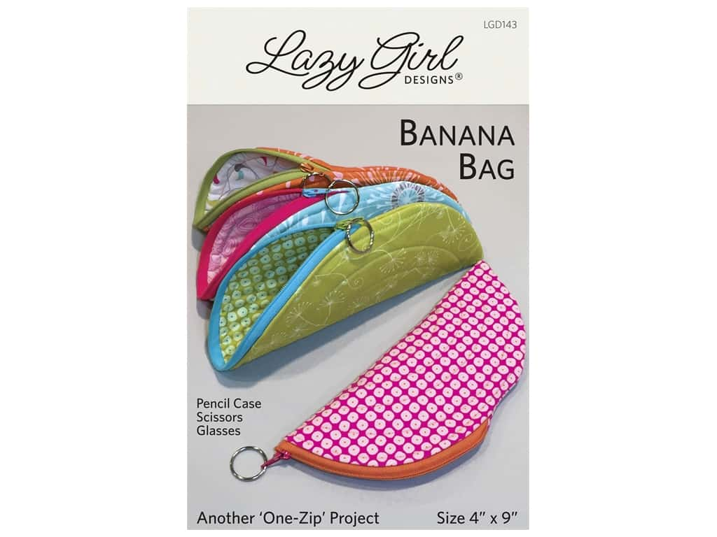 Lazy Girl Designs Banana Bag Pattern