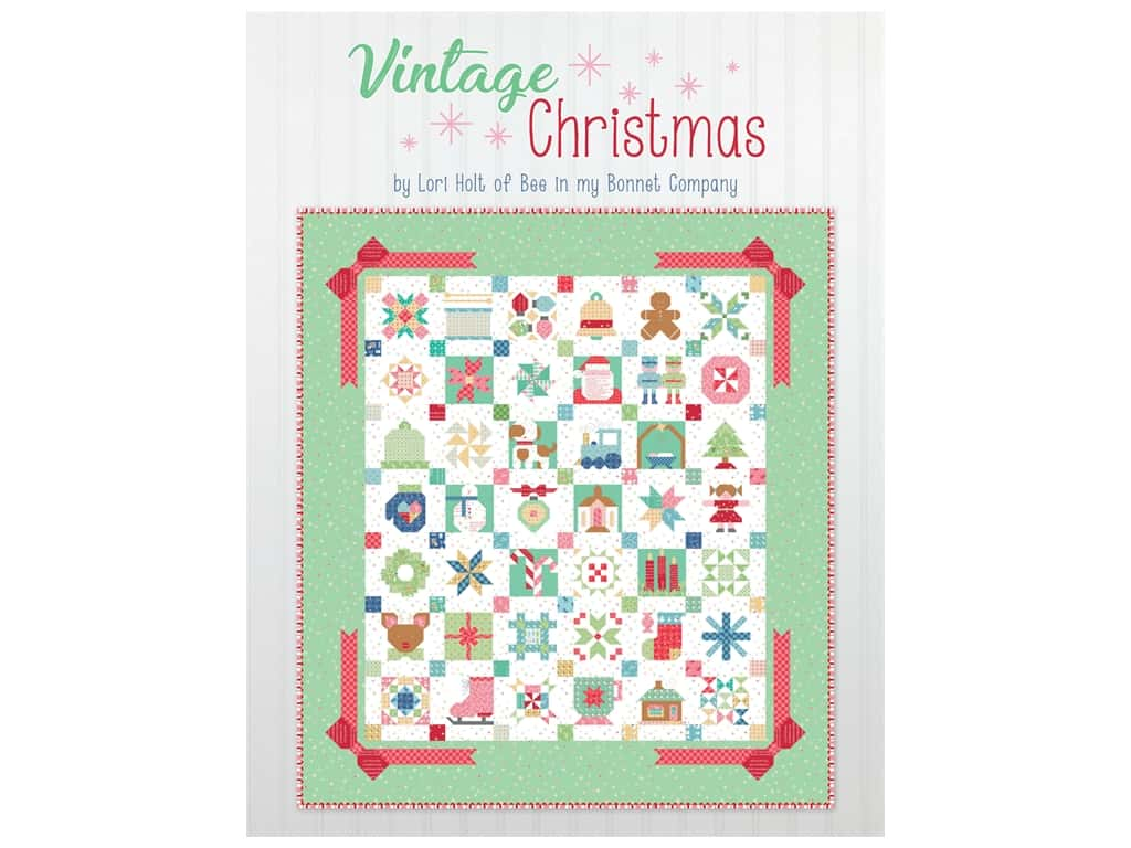 It's Sew Emma Vintage Christmas Book