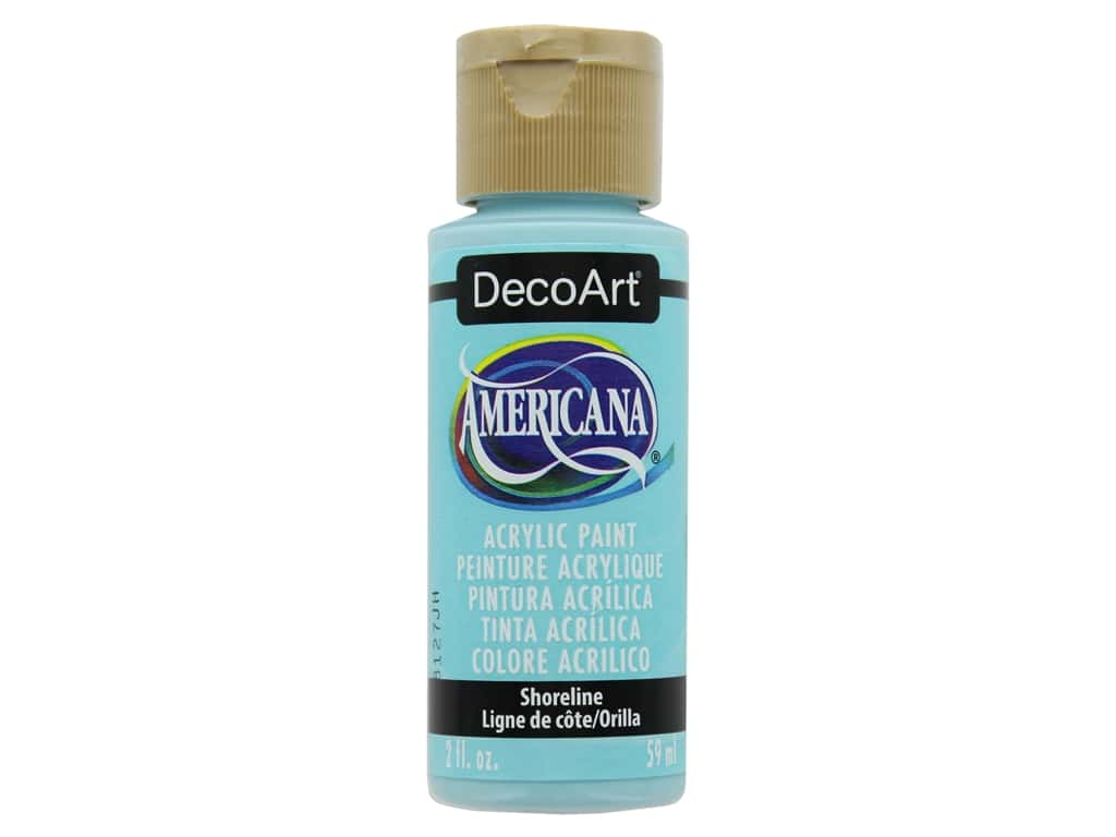 DecoArt Americana Acrylic Paint 2 oz. #365 Shoreline