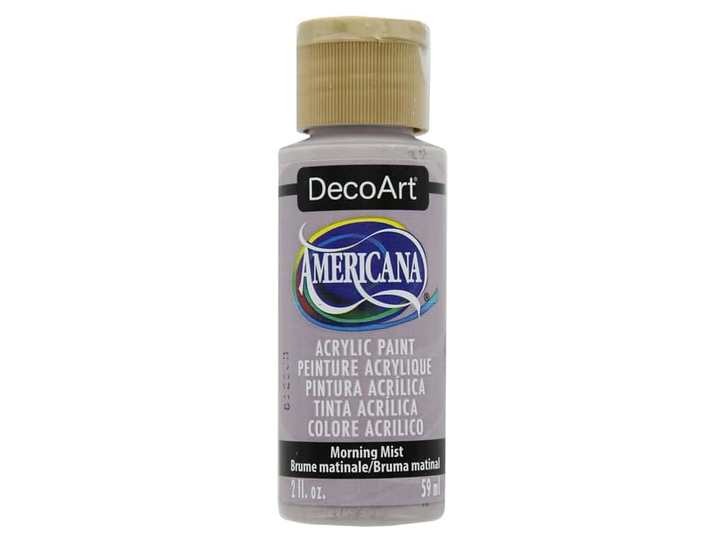 DecoArt Americana Acrylic Paint 2 oz. #359 Morning Mist