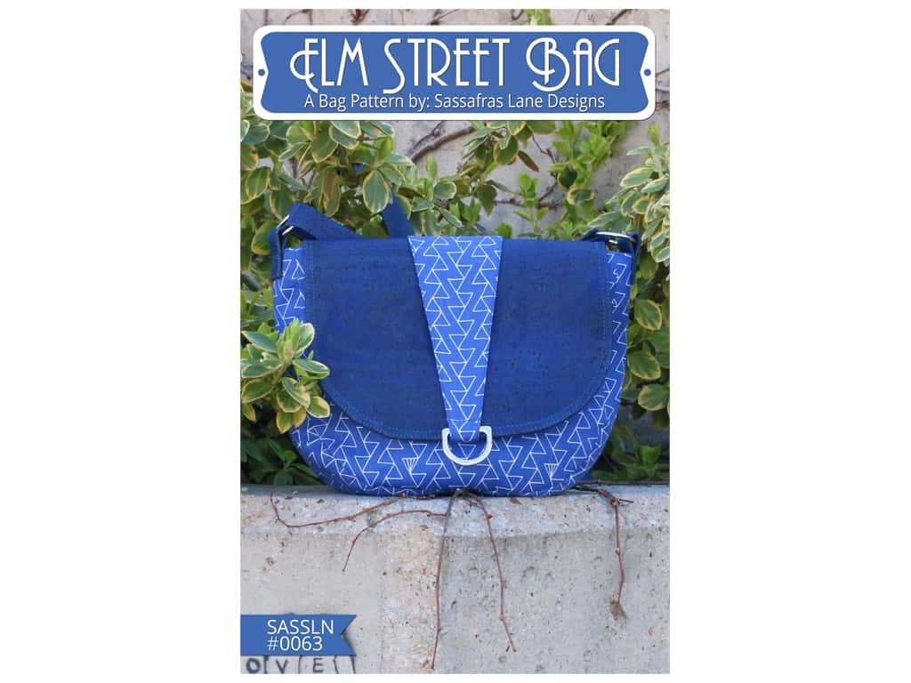 Sassafras Lane Designs Elm Street Bag Pattern