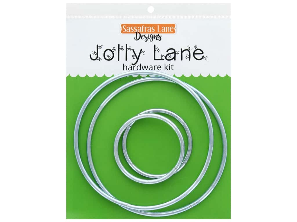 Sassafras Lane Designs Hardware Kit Jolly Lane