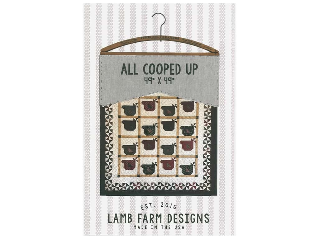 Lamb Farm Designs All Cooped Up Pattern