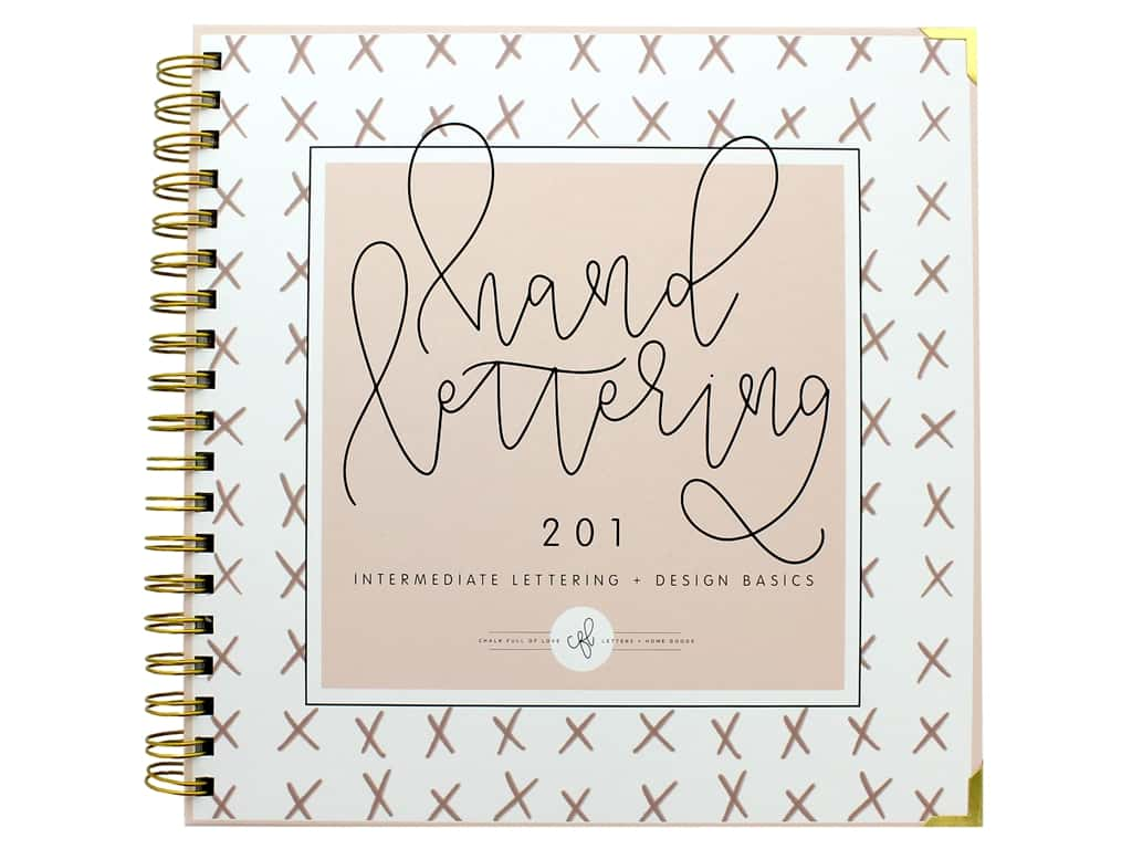 Blue Star Press Hand Lettering 201 Book