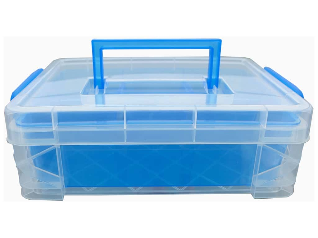 Storage Studios Super Stacker Divide Storage Box Small