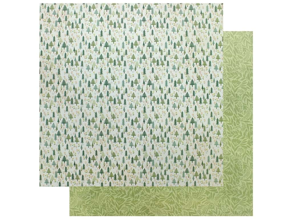 Authentique Collection Meadow Paper 12 in. x 12 in. Six (25 pieces)