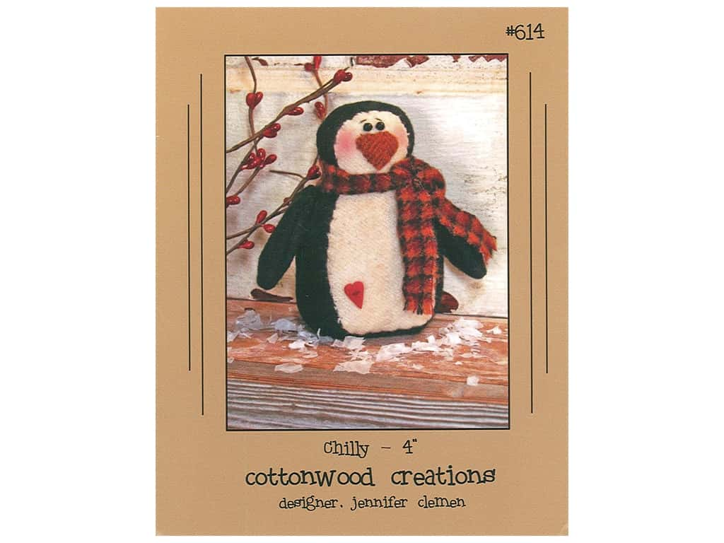 Cottonwood Creations Chilly Pattern