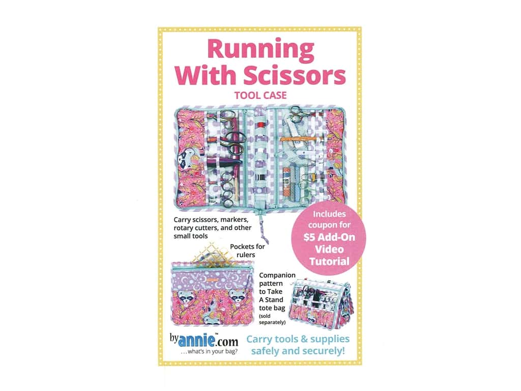 By Annie Running With Scissors Pattern