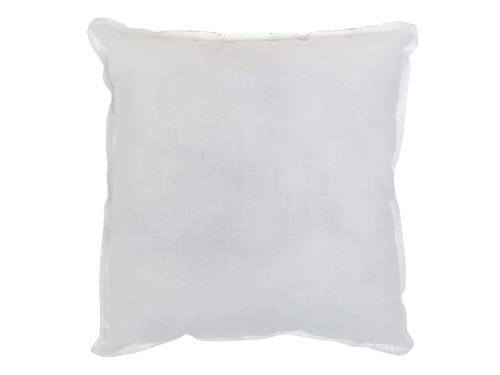 Fairfield Pillow Form Soft Touch Poly Fill Supreme 8 in. x 8 in. Mini