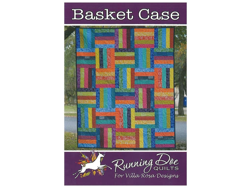 Villa Rosa Designs Running Doe Basket Case Pattern