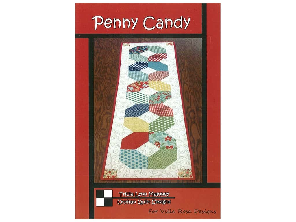 Villa Rosa Designs Orphan Quilt Designs Penny Candy Pattern