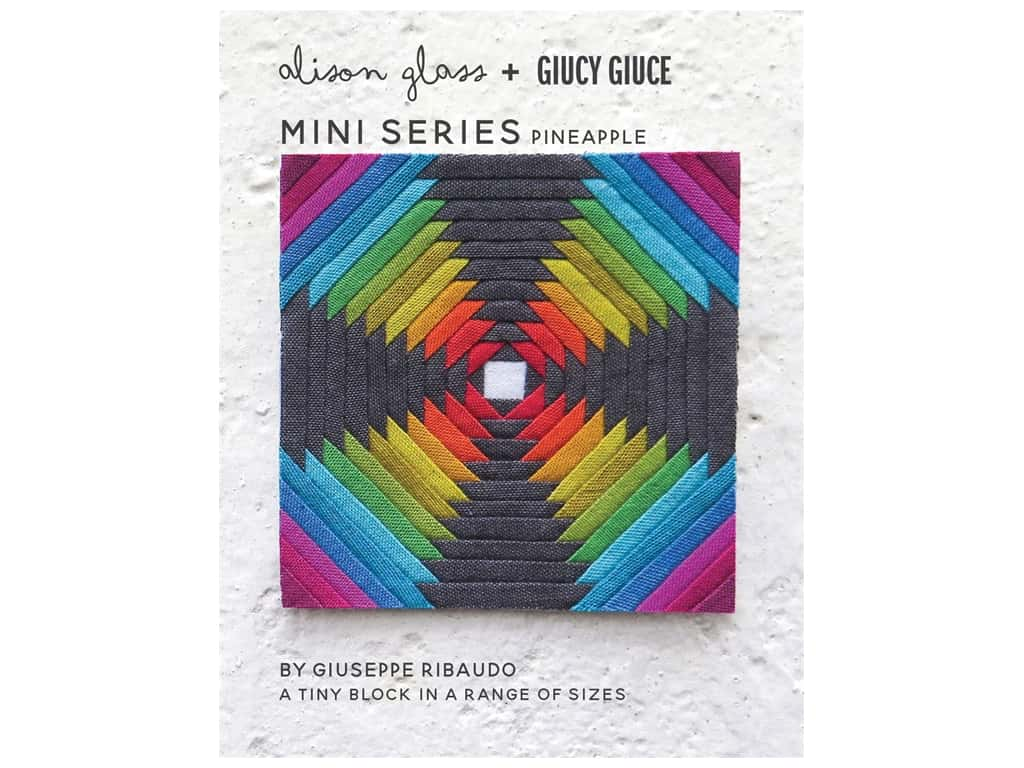 Alison Glass/Guicy Giuce Mini Pineapple Pattern