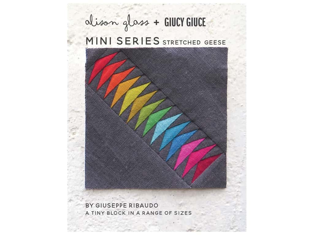 Alison Glass/Guicy Giuce Mini Stretched Goose Pattern