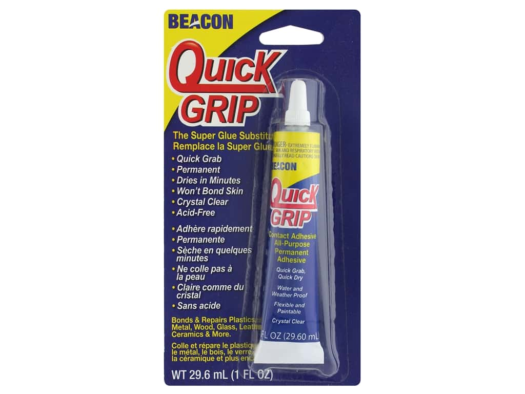 Beacon Quick Grip Glue 1 oz.