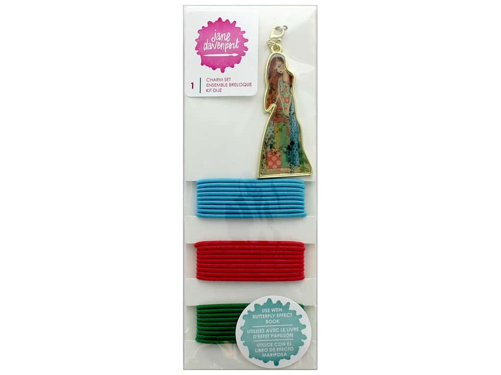 American Crafts Jane Davenport Charm And Band Set Stacy
