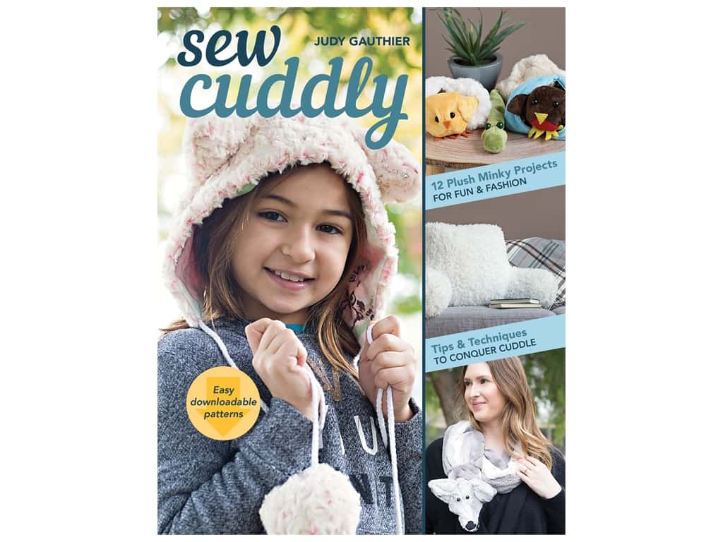C&T Publishing Sew Cuddly Book