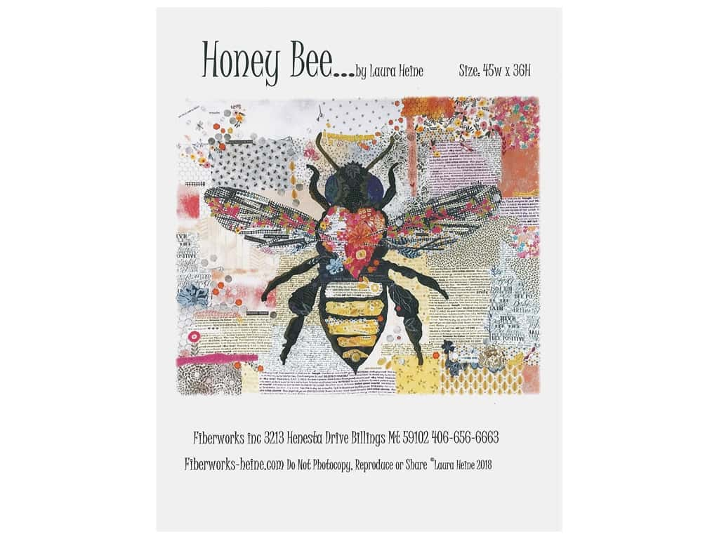 Fiberworks Honey Bee Pattern