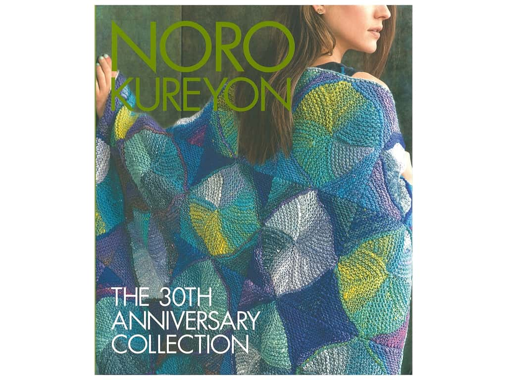 Noro Kureyon: The 30th Anniversary Collection Book