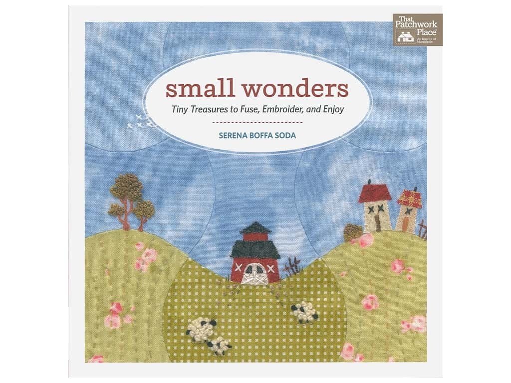 That Patchwork Place Small Wonders Book