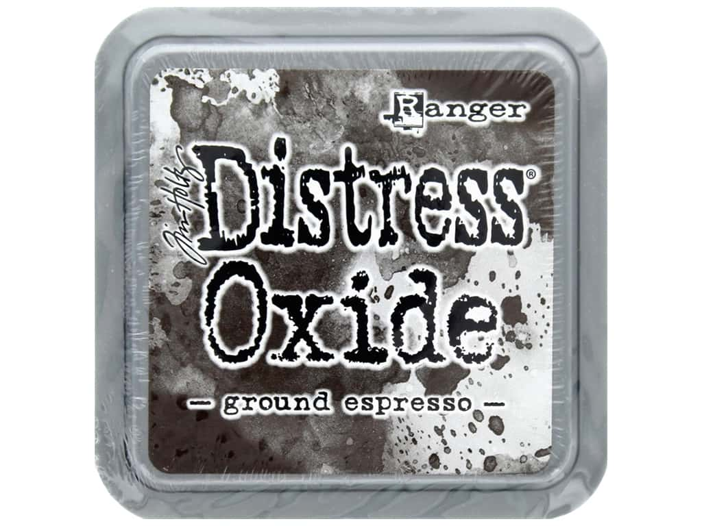Ranger Tim Holtz Distress Oxide Ink Pad Ground Espresso