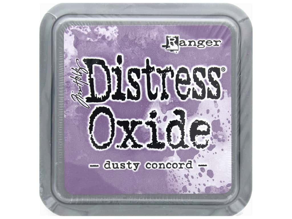 Ranger Tim Holtz Distress Oxide Ink Pad Dusty Concord