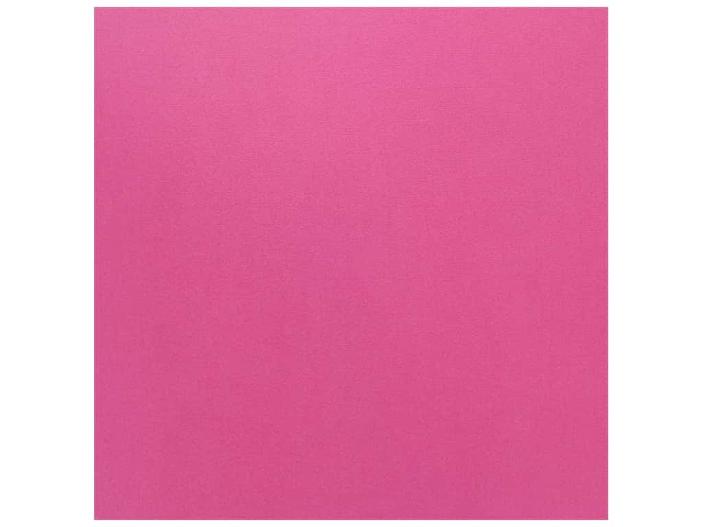 Doodlebug Cardstock 12 x 12 in. Bubblegum (25 sheets)