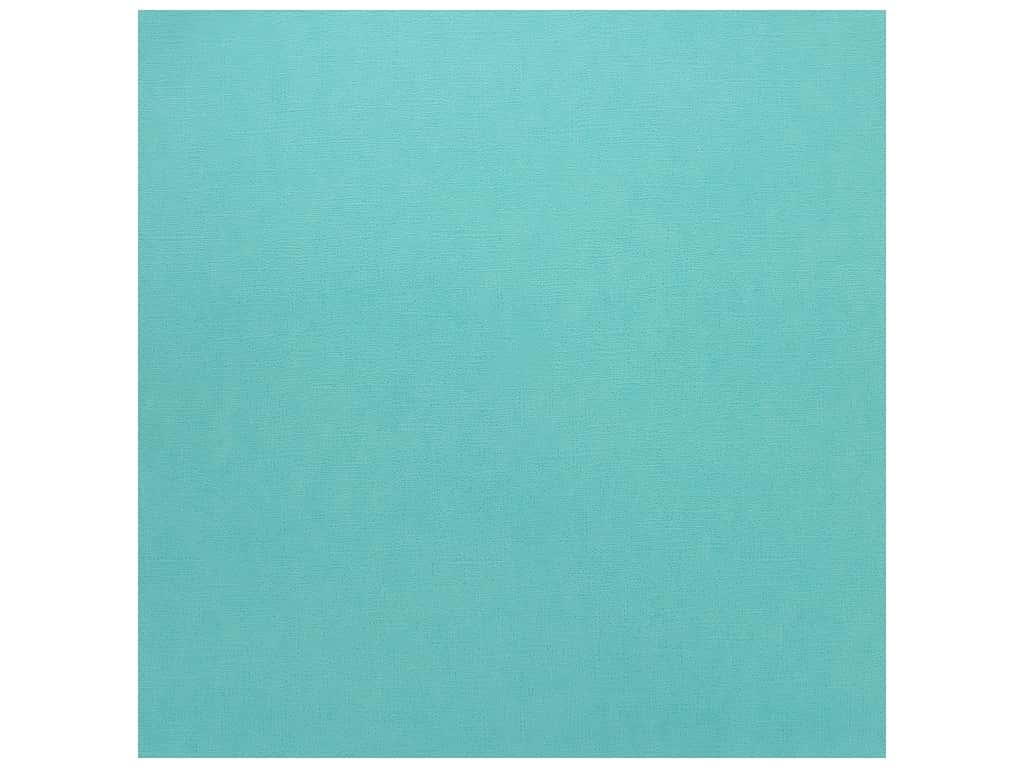 Doodlebug Cardstock 12 x 12 in. Textured Swimming Pool (25 sheets)