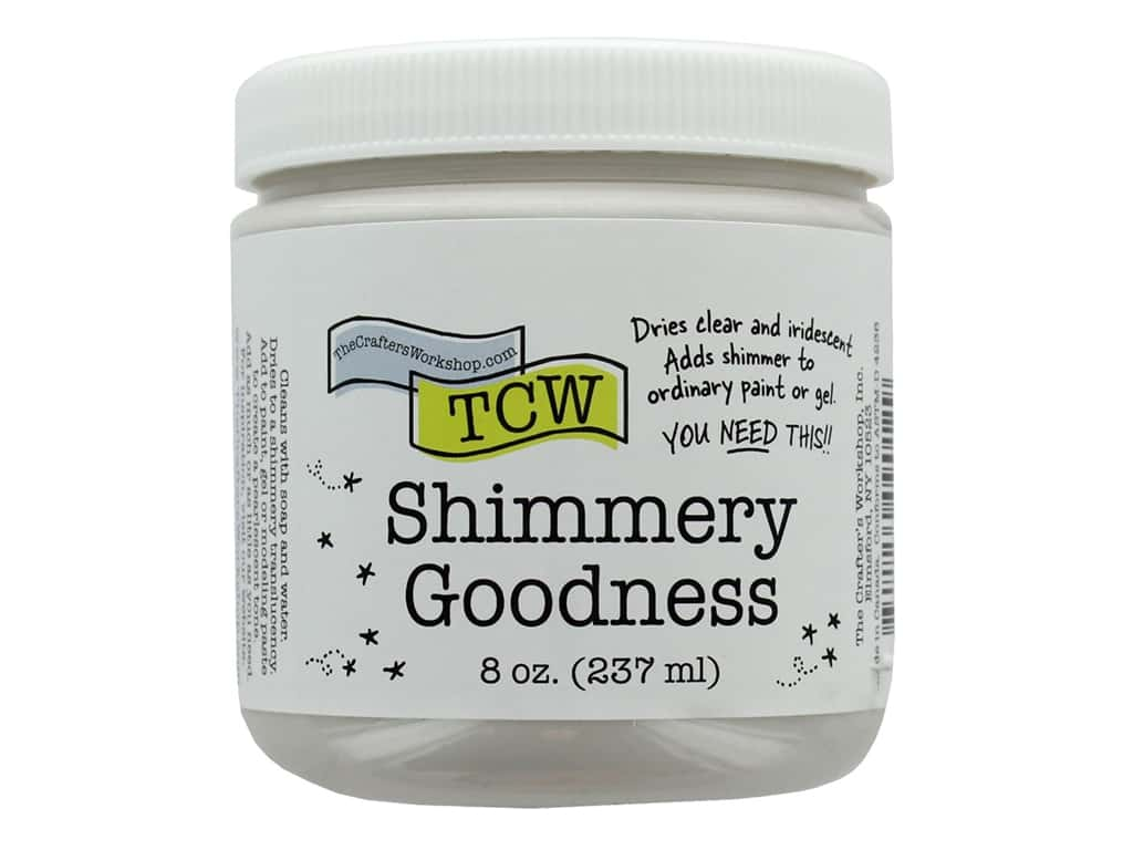 The Crafters Workshop Shimmery Goodness 8 oz