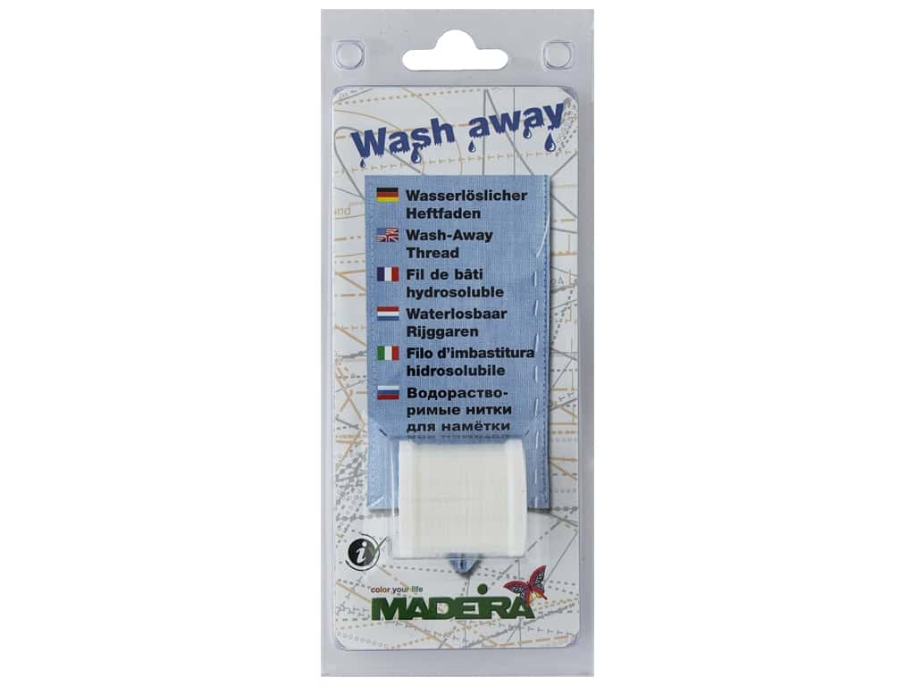 Madeira Wash Away Thread 220 yd