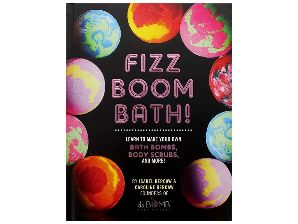 Rock Point Fizz Boom Bath Book