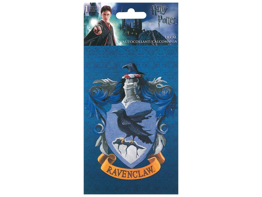 SandyLion Decal Warner Bros Harry Potter Ravenclaw