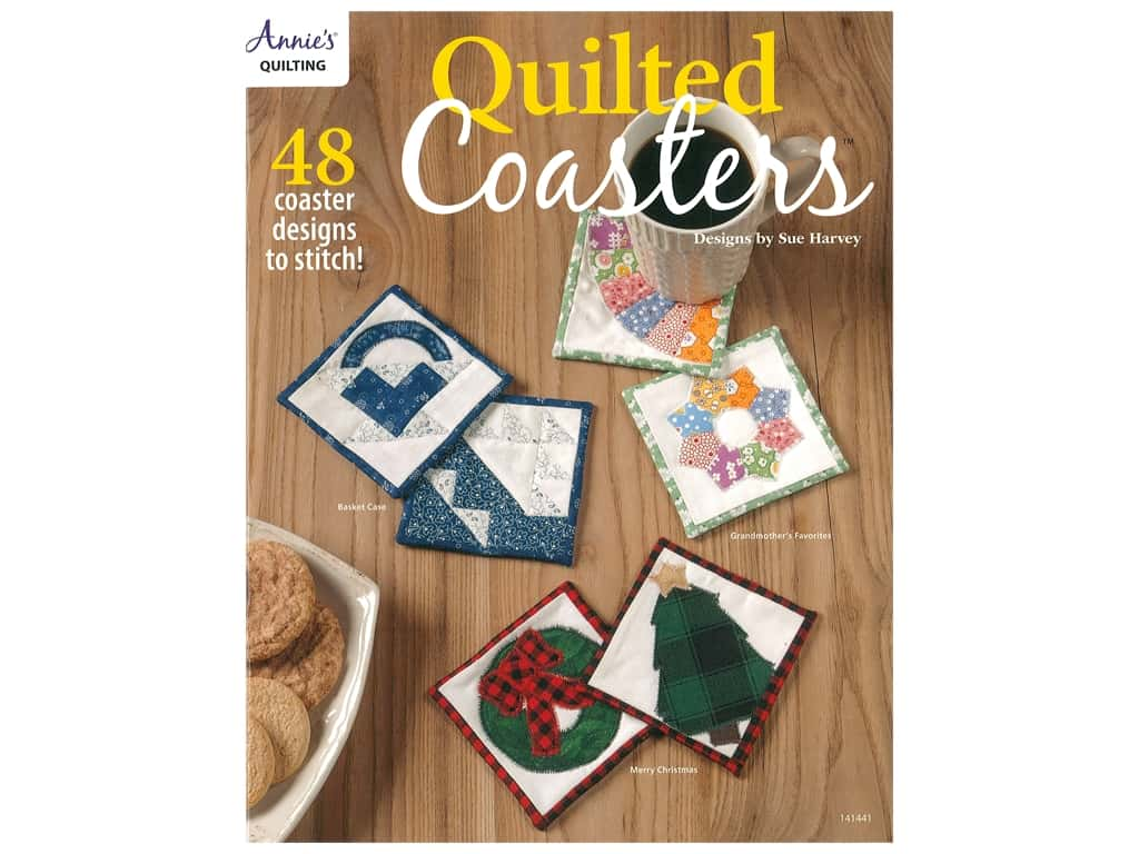 Annie's Quilted Coasters Book