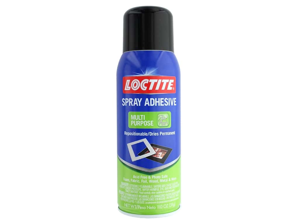 Loctite Spray Adhesive Multi Purpose 11oz