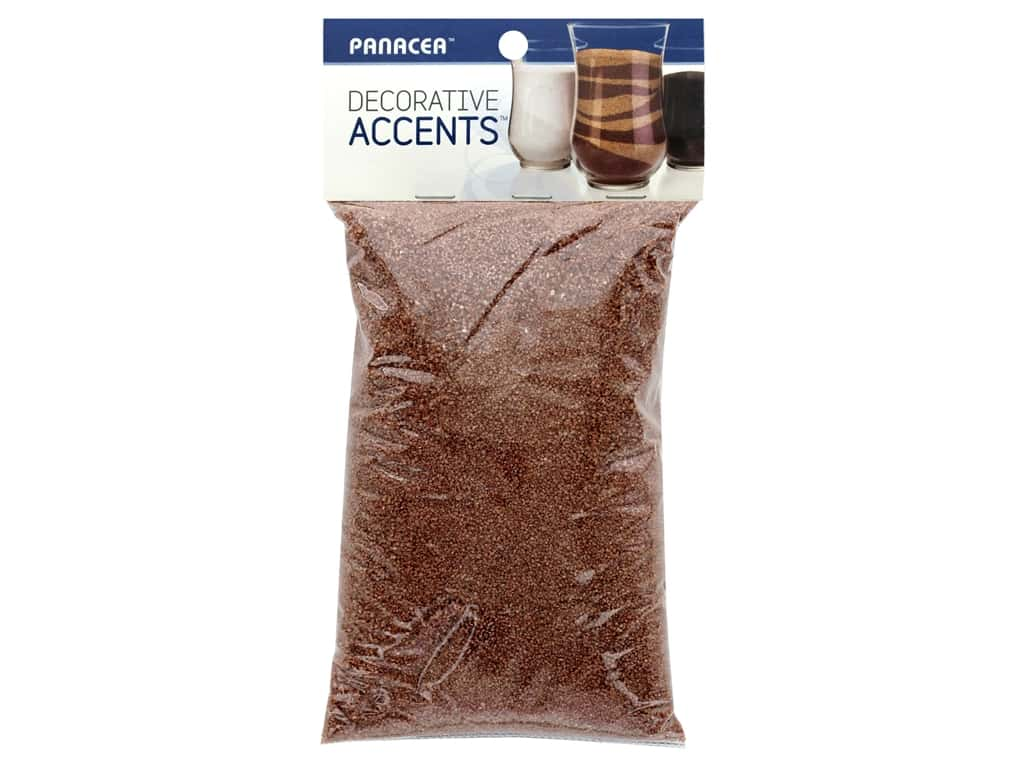 Panacea Decorative Accents Sand Terra Cotta 32 oz