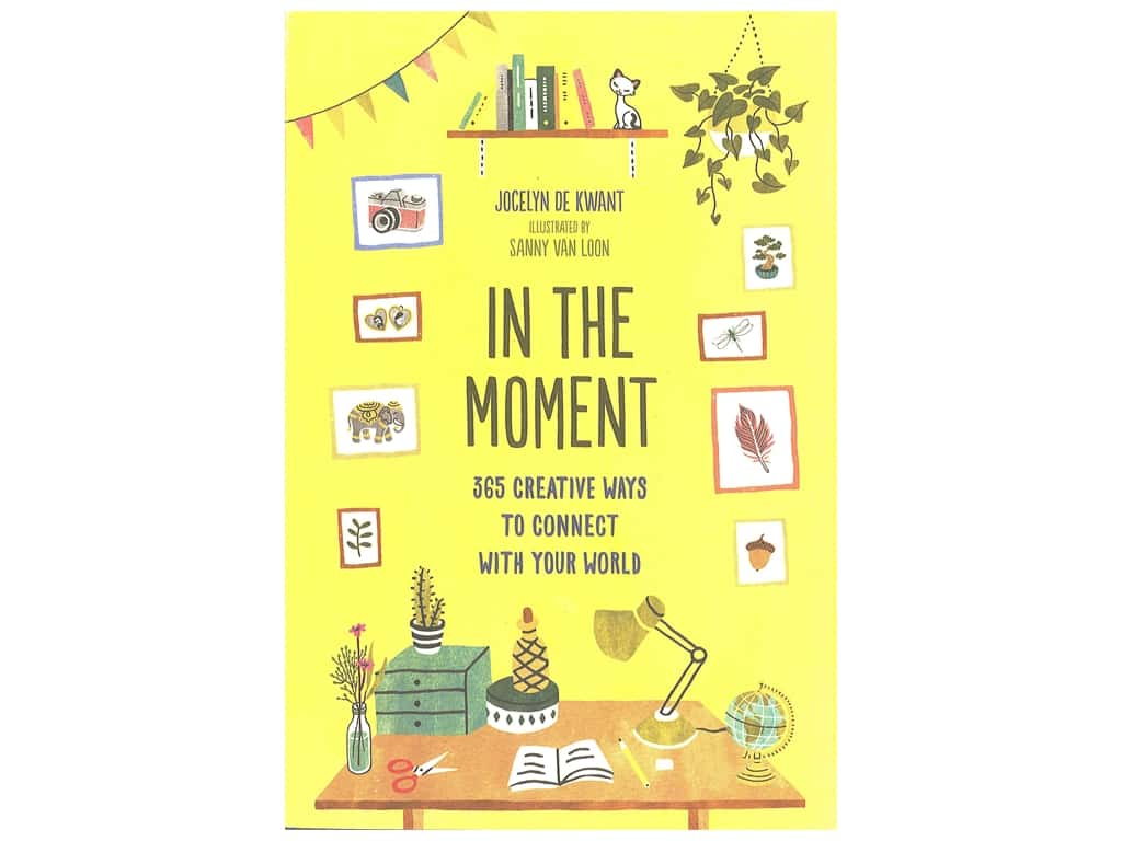 In The Moment Book
