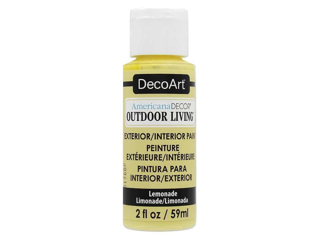 DecoArt Americana Decor Outdoor Living - Lemonade 2 oz.
